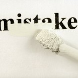 Mistakes are apart of life