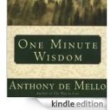 one minute wisdom de mello - amazon linked