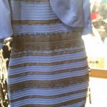 Dress of questionable color