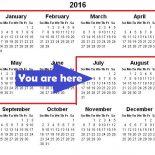 12-Month-Calendar-2016-to-Print