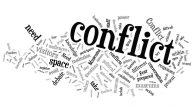resolving conflict, series on conflict